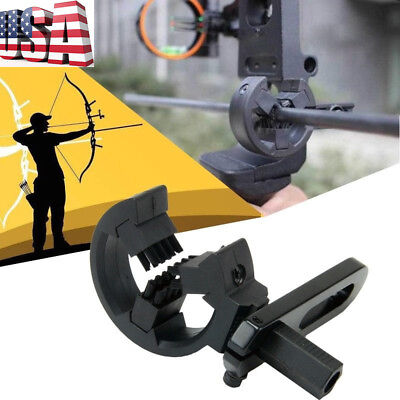 Shooting Hunting Compound Archery Bow Arrow Rest Whisker Brush Biscuit L/R
