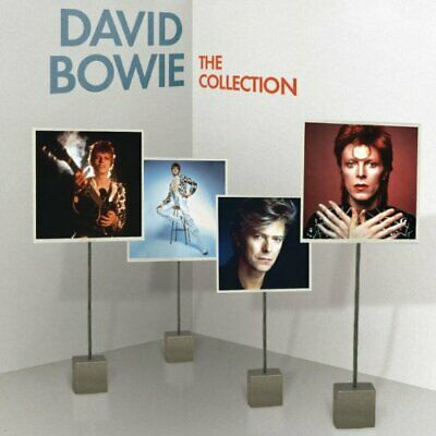 Bowie, David - The Collection - Bowie, David CD 5CVG The Cheap Fast Free Post