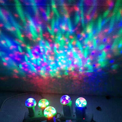 4W Usb Mini Led Disco Stage Light Party Club Dj Ktv Magic Lamp Ball Android GXJ