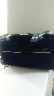 27b1948619ac Traveler s Club 32-Inch Compactable Rolling Duffle Travel Bag Wheeled Duffel  NEW