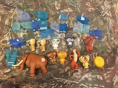 Mcdonald S 2012 Ice Age Continental Drift 5 Shira Character W 3 Pc Ice Mip 7 00 Picclick