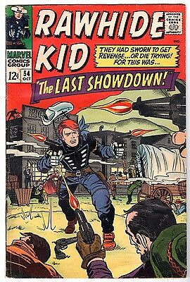 Rawhide Kid #54, Very Good - Fine Condition
