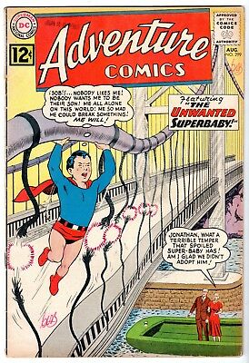 Adventure Comics #299 Featuring Superboy & Bizarro World, VG - Fine Condition
