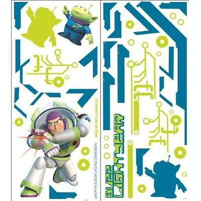Blue Mountain Wallcoverings DMM2544 Disney Toy Story Glow in Dark Mini Wall Mura