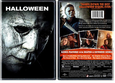 Halloween (New Dvd 2018) New****** Free Shipping***