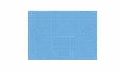 A0 Double Sided Self Healing Layers Cutting Mat Rotary Cutter Sewing Quilting