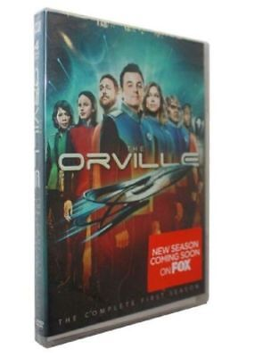 The Orville Season 1( DVD2018 4-Disc Set)  Sealed Free Shipping