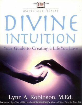Divine Intuition (Whole Way Library) by Robinson, Lynne A. Book The Cheap Fast