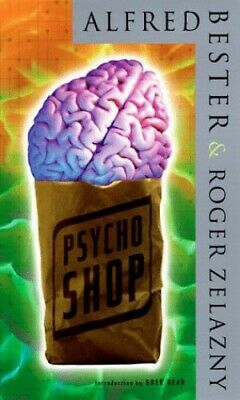 Psychoshop (Vintage) by Roger Zelazny Paperback Book The Cheap Fast Free Post