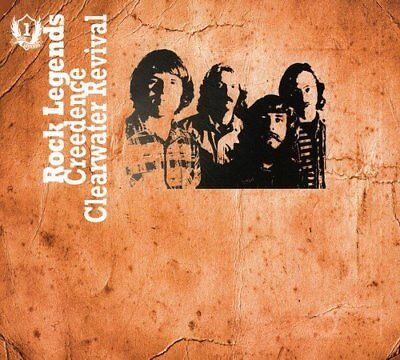 Creedence Clearwater Revival - Creeden... - Creedence Clearwater Revival CD DYLN