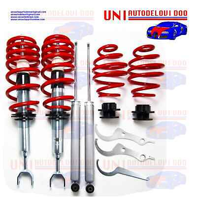 1x KIT Assetto a Ghiera Regolabile Skoda Superb 3U 1.8 T,2.0, 2.8 V6,1.9TDi, 2.5