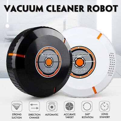 Automatic Rechargeable Sweeping Smart Clean Robot Strong Suction Vacuum Cleaner