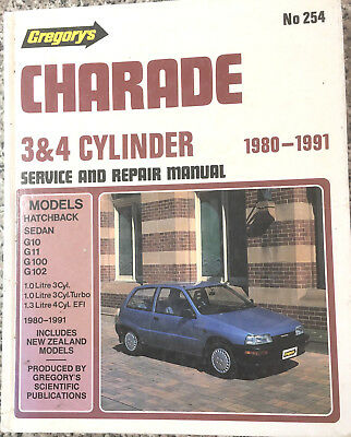 1990 daihatsu charade repair manual download