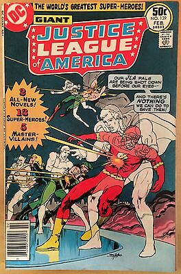 Justice League of America DC Comics #139 February 1977