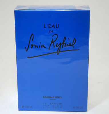 L´eau De Sonia Rykiel Shower Gel 200 Ml  2008 Edition