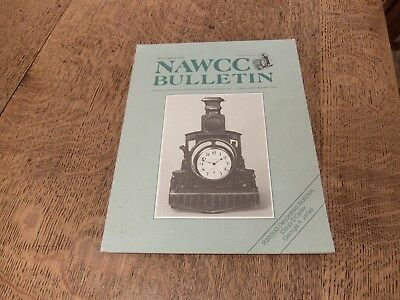 NAWCC Bulletin December 1986 National Association of Watch and Clock Collectors
