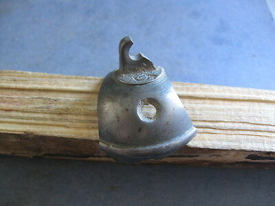 Ancient Celtic Billon Silver Warriors Piece Of Bell 300-100 B.c.