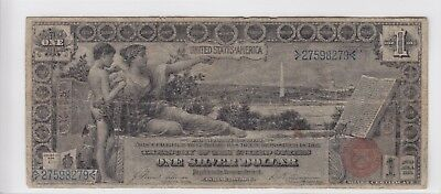 1896 $1 Educational Silver Certificate Note 27598279