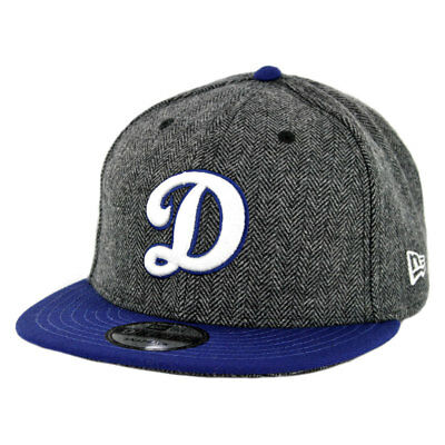 "WH New Era 950 Los Angeles Dodgers /""Player Pick Seager V1/"" Snapback Hat Cap"