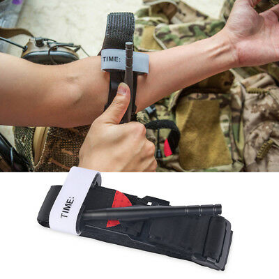 Outdoor First Aid Medical Combat Tourniquet Emergency Tool One Hand Operation