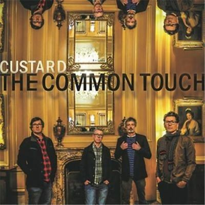 Custard - The Common Touch * New Cd