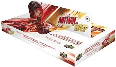 2018 Upper Deck Ant-Man and Wasp Base Insert Partial Set 130+9 140 Miss XCB1