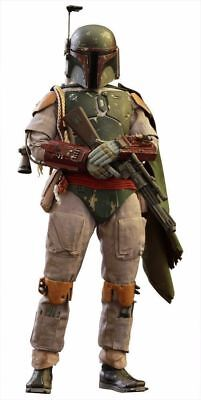Movie Masterpiece Star Wars Episode 6 BOBA FETT 1/6 Action Figure Hot Toys NEW