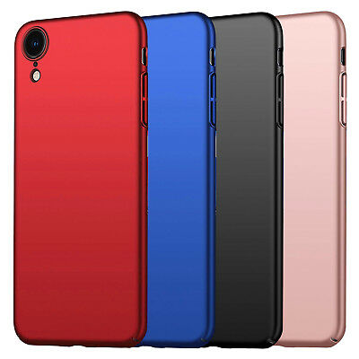 For Apple iPhone XR Case Luxury Protective Ultra Thin Shockproof Slim Hard Cover