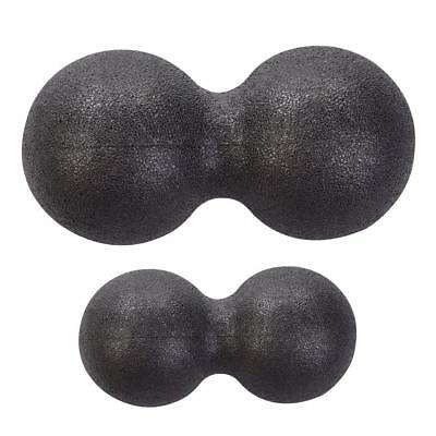 Double Lacrosse Ball Peanut Massage Ball Muscle Roller Back Roller Point Release