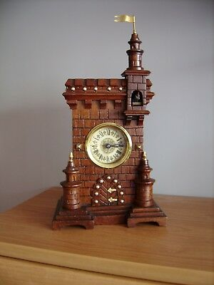 Old Black Forest Cuckoo Clock