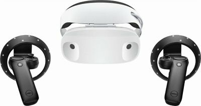 DELL Visor Mixed Reality Headset / VR Brille inklusive 2 Controller