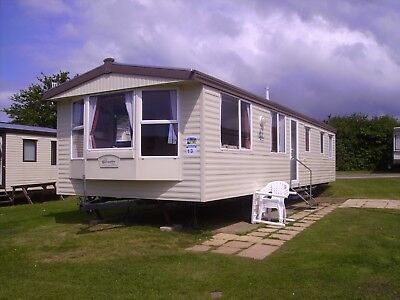 WEYMOUTH DORSET HAVEN LITTLESEA HOLIDAY PARK 3 bed Sapphire Caravan For Hire