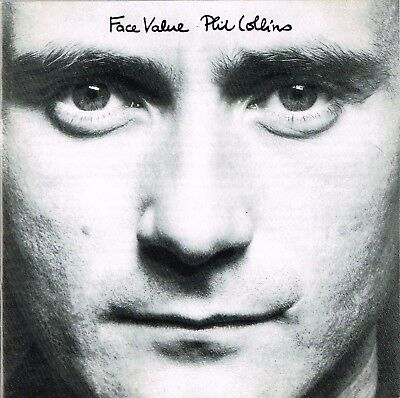 PHIL COLLINS ~ Face Value [From 'The Platinum Collection' - CD1] (2004)