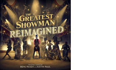 2019 Reimagined The Greatest Showman Motion Picture Soundtrack Album Music CD