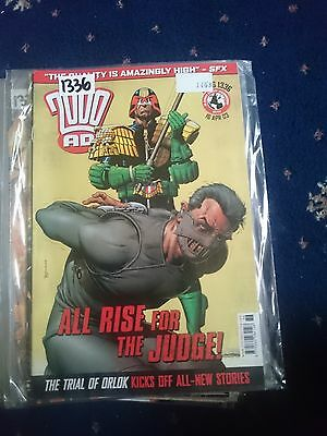 2000 Ad Magazine#1336-All Rise For The Judge...