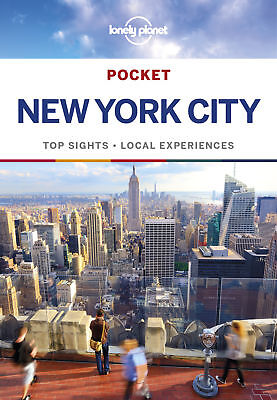 Lonely Planet Pocket New York City 7 Travel Guide 2018 BRAND NEW 9781786570680
