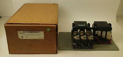 Ite Gould A213E Size 3 Magnetic Motor Control, 3Ph, 600V, 100A, 50Hp, 120V Coil