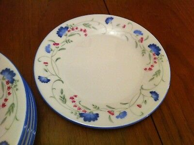 "1X Royal Doulton Expressions Windermere 6.5"" Side Plate X1 - Vgc Never Used"