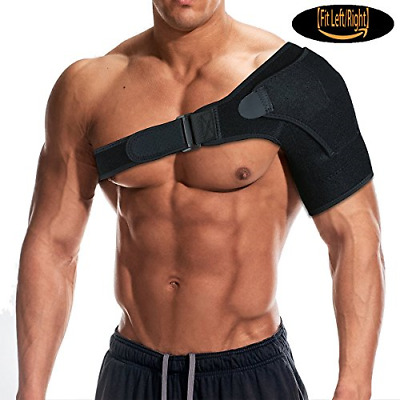 Shoulder Support Brace for Women Men Rotator Cuff Support for Injury Prevention