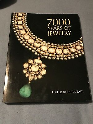 7000 Years Of Jewelry Book By Hugh Tait