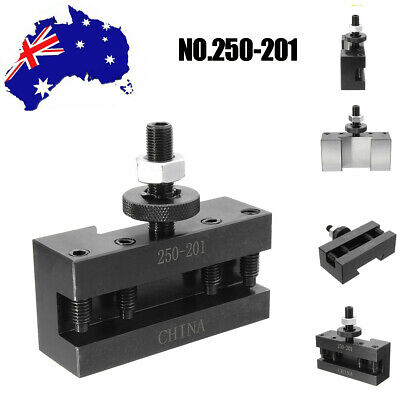 NO.250-201 Quick change tool holder Turning & Facing Tool Holder Replace  Gift
