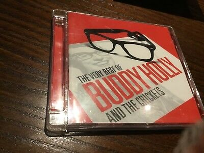 The Very Best Of Buddy Holly And The Crickets - Greatest Hits - 2 X Cd Set