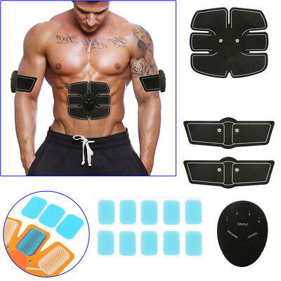 Smart Stimulator Training Abs Fitness Gear Muscle Abdominal Toning Belt GYTH