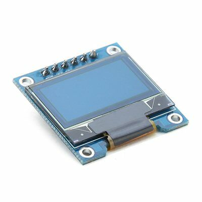 "0.96"" 6Pin 128 x 64 SPI&IIC I2C OLED Display Module For Arduino Raspberry PI HZ"