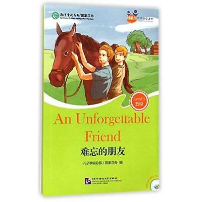 Unforgettable Friend for Teenagers Frien (Friends Chine - Paperback NEW Confuciu