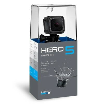 GOPRO Hero5 Session, Action Cam, WLAN, 4K Ultra-HD Cam, Bluetooth