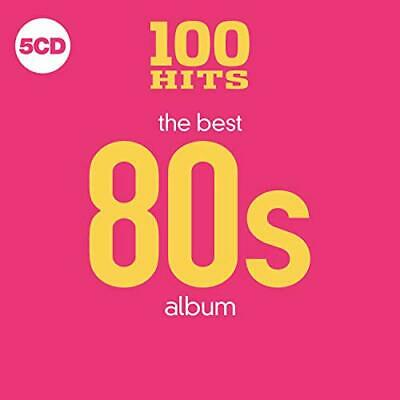 Various Artists - 100 Hits - The Best 80s Album - Various Artists CD 15VG The