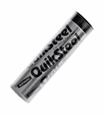 QUIKSTEEL QUICKSTEEL STEEL REINFORCED EXPOXY PUTTY REPAIR WELD 56.8g