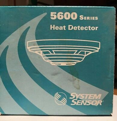 System Sensor 5600 Series Heat Detector - NEW!