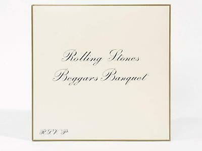 2018 REMASTER CD ROLLING STONES BEGGARS BANQUET 50th SLIP CASE Anniversary